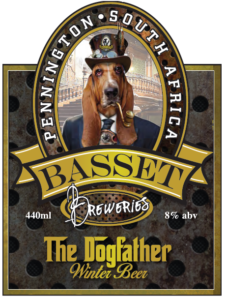 Logo - The Dogfather